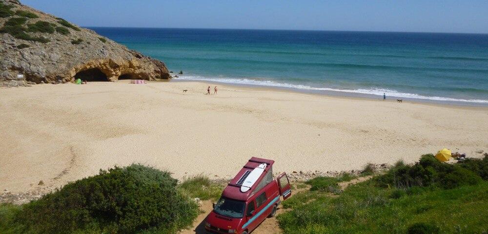 beachbus portugal vw bus vermietung in portugal. Black Bedroom Furniture Sets. Home Design Ideas